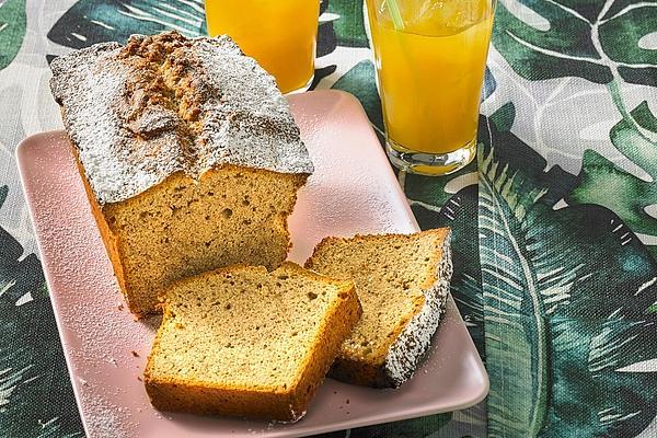 Caribbean Banana Bread or Banana Cake