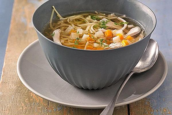 Cold Soup from Chicken