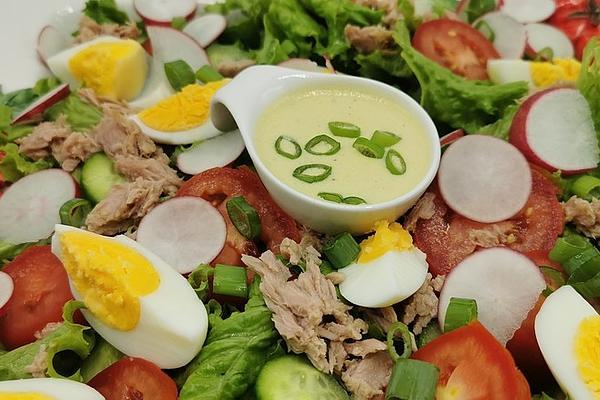 Frank`s Creamy Yogurt Salad Dressing