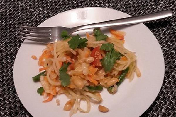 Papaya Salad – Som Tam Thai