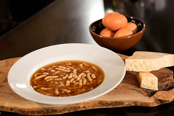 Passatelli – Soup from Italy