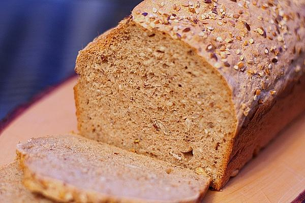 Quick Wholemeal Bread