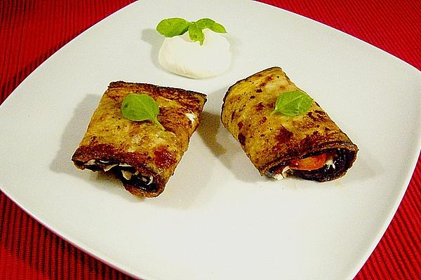 Rolled Eggplant