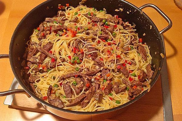 Spaghetti Frank Sinatra