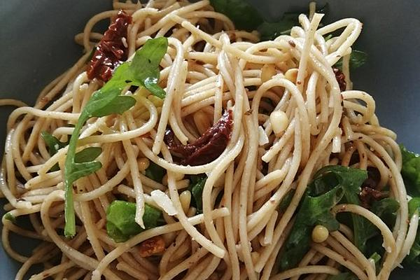 Spaghetti Salad `Mediterranean`