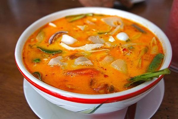 Tom Yam Gung Soup