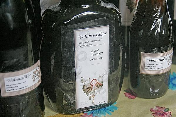 Walnut – Liqueur Made from Green Nuts