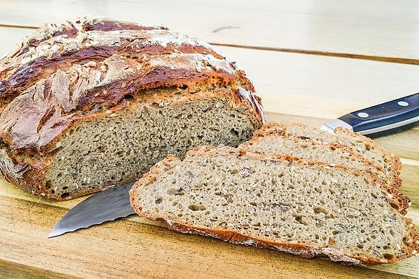 Aromatic Wholemeal Bread