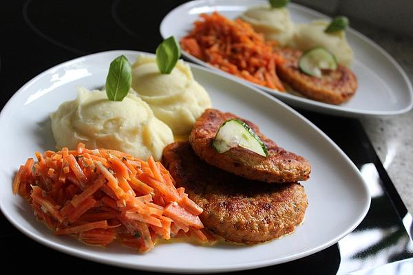 Carrots As Vegetable Side Dish