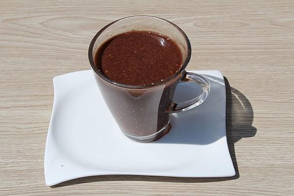 Cocoa with Nut Milk