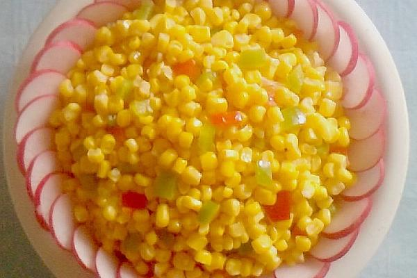 Corn Salad with Refreshing Marinade