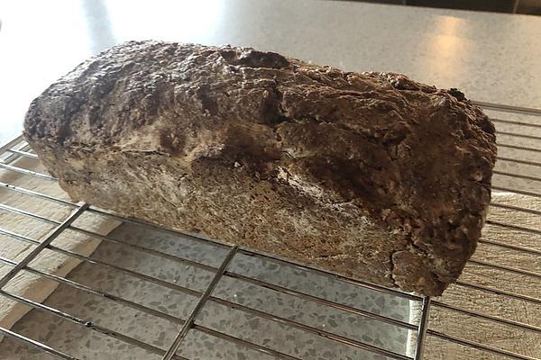 Danish Wholemeal Bread