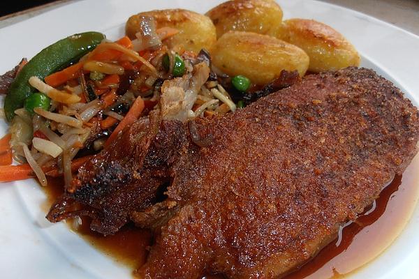 Duck Chop Suey Boss Kitchen