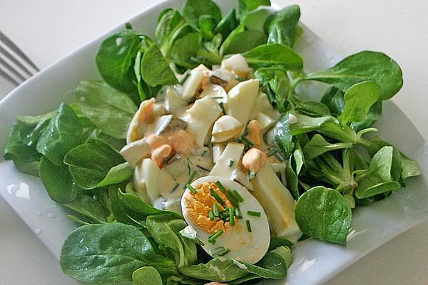 Egg Salad Light and Tasty