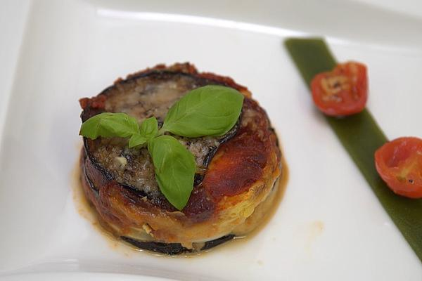 Eggplant in Form – Eggplant Casserole