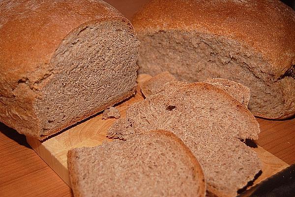 Eukas Wholemeal Spelled Bread