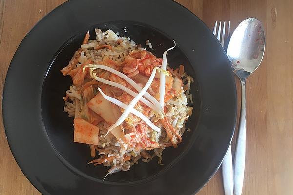 Jonas Fried Rice Korean Way