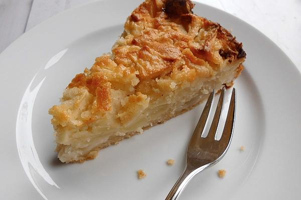 Lithuanian Style Apple Pie