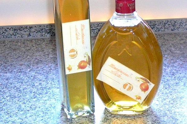 Mandarin Liqueur Made from Organic Mandarins