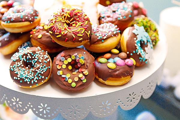 Mini Donuts for Donut Maker