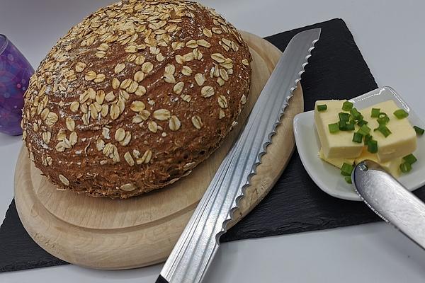 Multigrain Wholemeal Bread