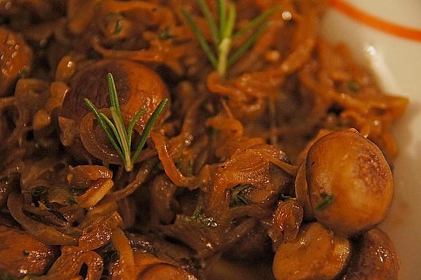Mushroom Antipasti