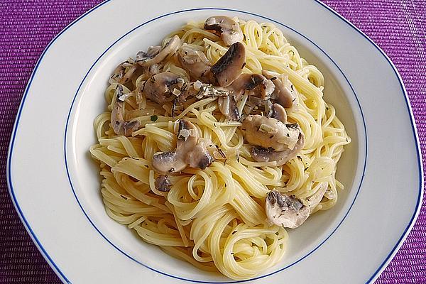 Mushroom – Spaghetti