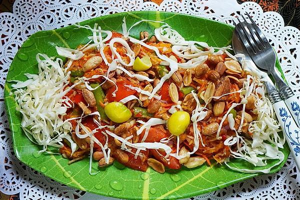 Papaya Salad – Som Tam