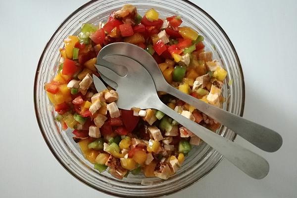 Party Salad Mexico