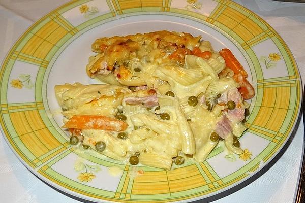 Pasta Casserole À La Didi