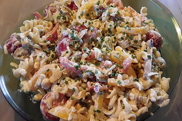 Pasta Salad À La Annabellé
