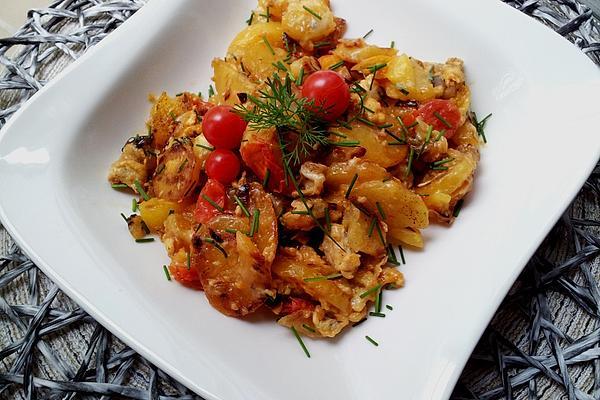 Refined Fried Potatoes