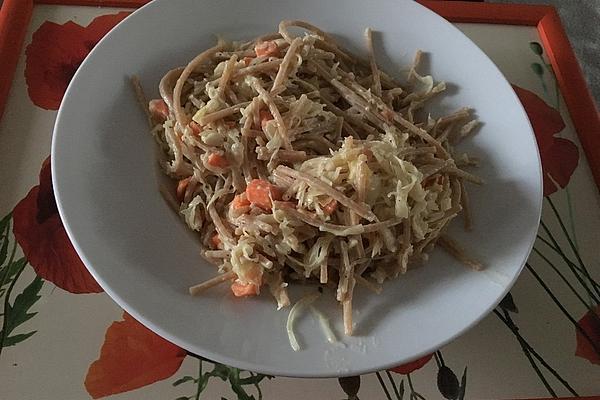 Sauerkraut – Spaghetti