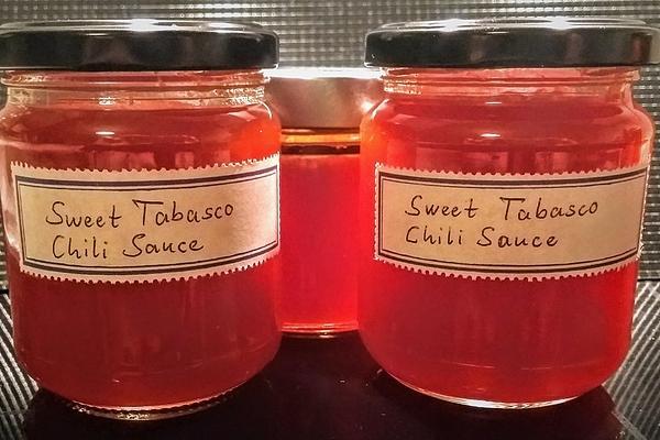 Sweet Tabasco Chili Sauce