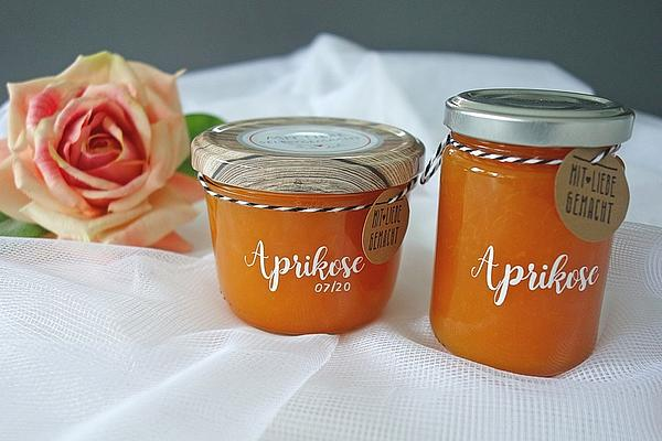 Traditional Apricot Jam