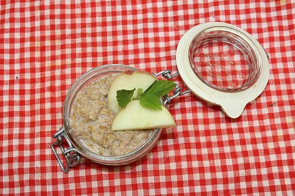 Traditional Scottish Porridge