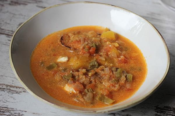 Vegetable Soup from Maremma