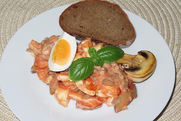 Very Hungry Egg Salad