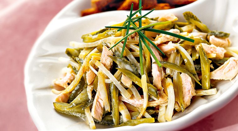 Chicken Salad with Celery