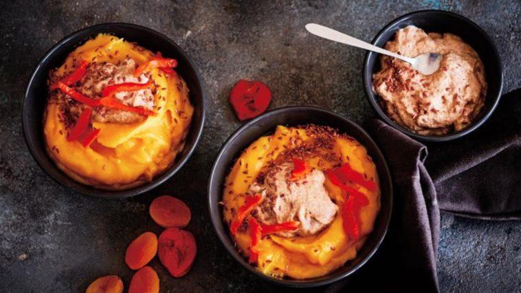 Dried Apricot Porridge
