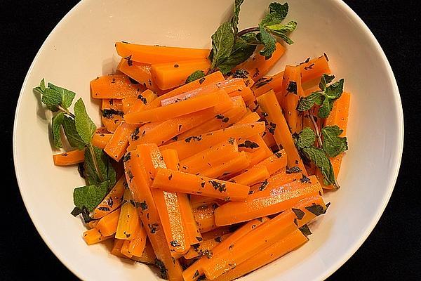 Carrots As Antipasti
