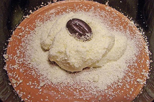 Chocolate – Marzipan – Mousse
