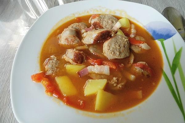 Joe Gray Soup