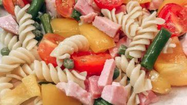 Pasta Salad À La Lala