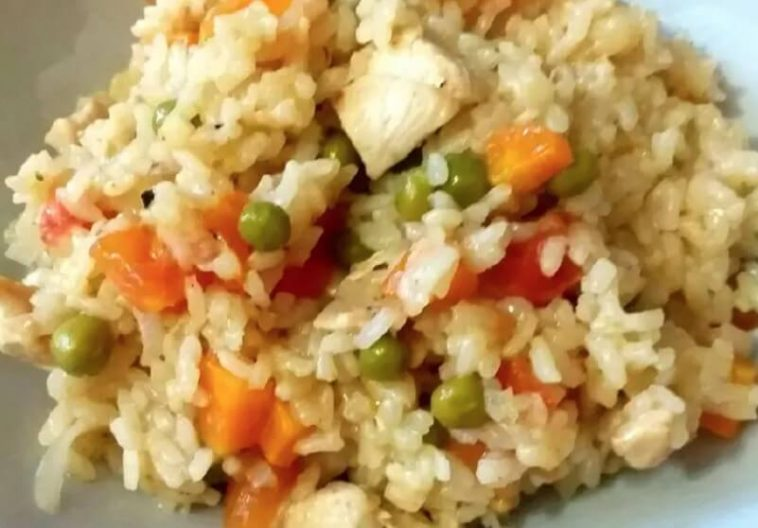 Chicken Risotto Recipe