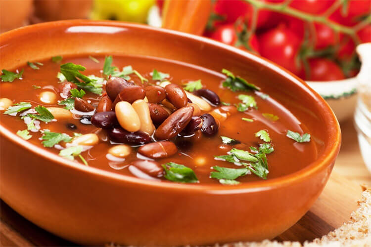 Bean Soup Recipe (Greek Cuisine)
